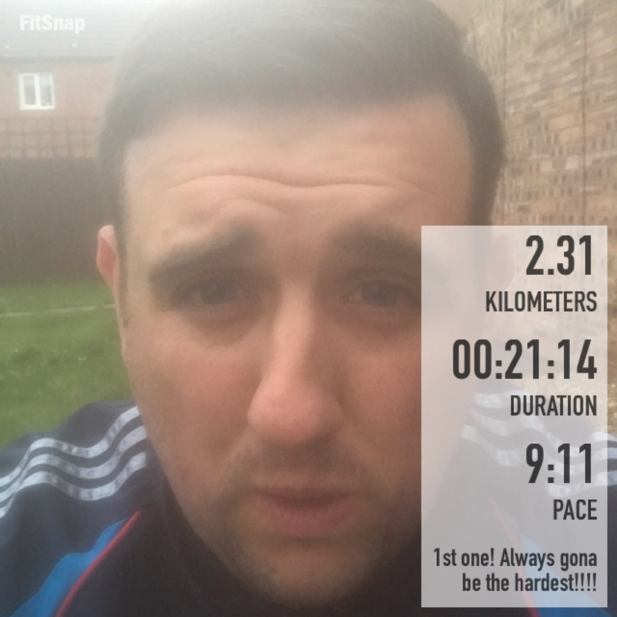 Week 1 of my MarathonTraining